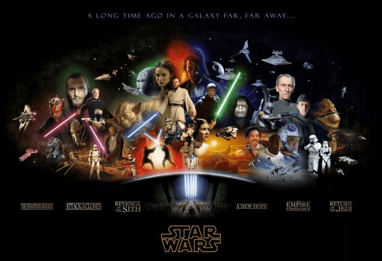 Star Wars: From Worst to Best