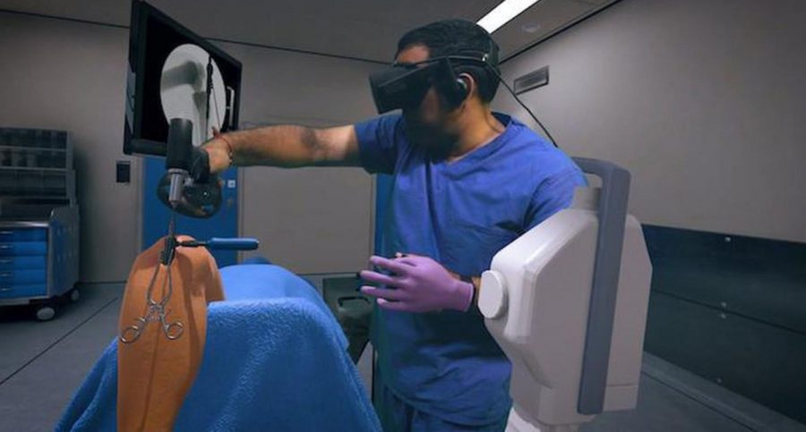 VR in the OR?