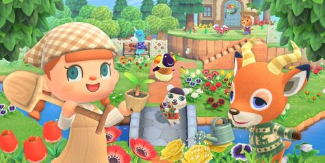 Animal Crossing: New Horizons in Quarantine Life