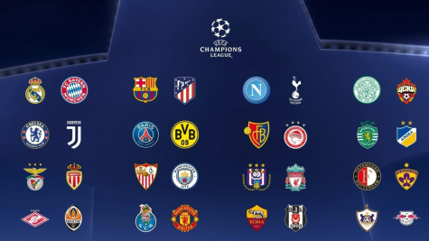 UEFA Champions League: Back Already