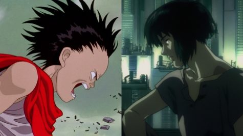 Akira and Ghost in the Shell: a Comparison